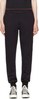 Paul Smith Navy Slim Lounge Pants