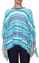 Missoni Cotton Crochet Cape