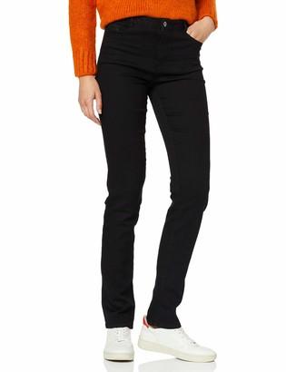 Dorothy Perkins Women's Ac:Black Ellis Strgt Slim Jeans