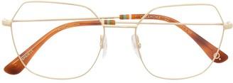 Etnia Barcelona Oklahoma oversize-frame glasses