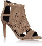 Kurt Geiger Iggie high heel shoe boots