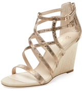 Seychelles Illustrious Strappy Wedge Sandal