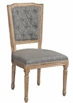 Ophelia Albaugh Fabric Upholstered Side Chair & Co.