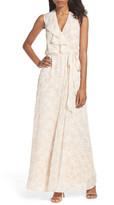 Amsale Poppy Ruffle Gown