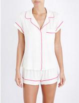 Eberjey Gisele short jersey pyjama set