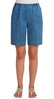 Allison Daley Petites Pull-On Cottage Shorts