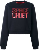 House of Holland 'Space Cadet' sweatshirt