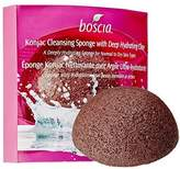 Boscia Konjac Cleansing Sponge With Deep Hydrating Clay by