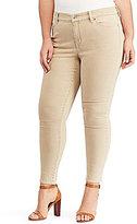Lauren Ralph Lauren Plus Premier Skinny Ankle Jean