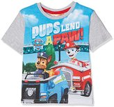 Nickelodeon Boy's Paw Patrol Puppies T-Shirt