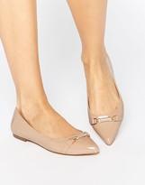 Carvela Moore Point Flat Shoes