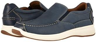 Florsheim Great Lakes Moc Toe Slip-On (Brown Smooth) Men's Shoes