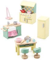 "Le Toy Van Daisylane"" Kitchen Dollhouse Furniture"