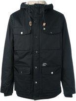 Obey 'Heller' hooded jacket