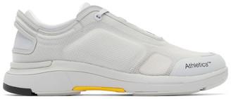 Athletics Footwear Grey One Sneakers