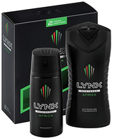 Lynx Africa Duo Gift Pack