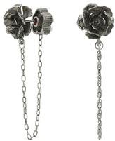 Marc Jacobs Chain Flower Studs Earrings Earring