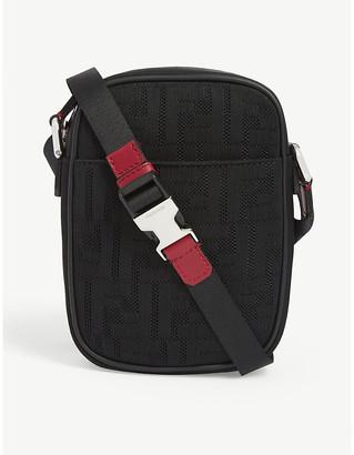 Fendi FF neoprene cross-body bag