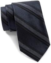 Calvin Klein Midnight Bar Stripe Tie