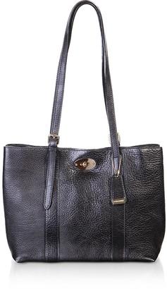 Chiarugi Genuine Leather N/S Tote Bag