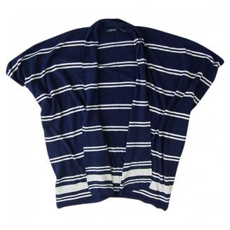 Lauren Ralph Lauren Navy Silk Knitwear for Women
