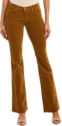 AG Jeans Angel Golden Olive Corduroy Bootcut