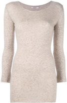 Liska - round neck jumper - women - Silk/Cashmere - S