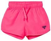 Hummel Pink Popstar Yanka Shorts