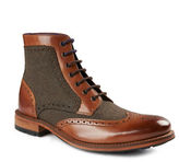 Ted Baker Sealls Dual-Textured Brogue Boots
