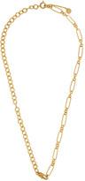 A.P.C. Gold Jules Necklace