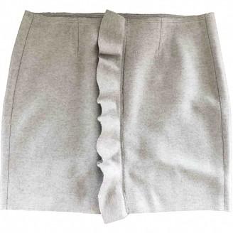 Isabel Marant Beige Cashmere Skirts