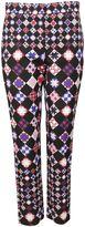 Emilio Pucci Geometric Pattern Trousers