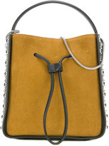 3.1 Phillip Lim Soleil small bucket - women - Suede/Leather - One Size