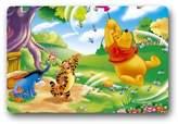 "OneTwoThree Winnie The Pooh Bear Tiger Eeyore Custom Durable Doormat 23.6 ""x15.7 """