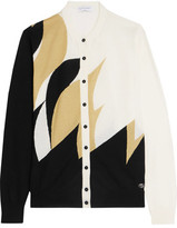 Vionnet Wool, Cashmere And Silk-Blend Cardigan