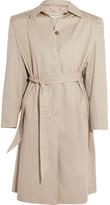 Balenciaga Cotton-twill Trench Coat - FR40