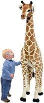 Melissa & Doug Plush Giraffe (5' Tall)