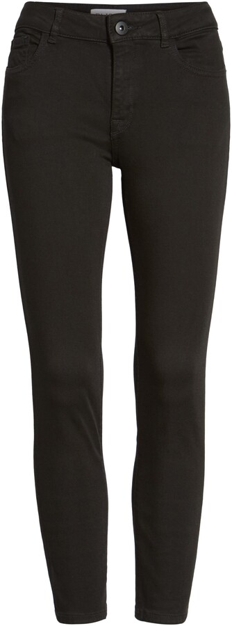 Thumbnail for your product : DL1961 Florence Instasculpt Crop Skinny Jeans