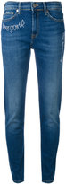 Mira Mikati embroidered jeans - women - Cotton/Spandex/Elastane - 36
