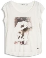 Esprit OUTLET abstract print t-shirt