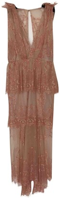 Alice McCall Beige Lace Dresses