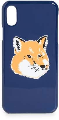 MAISON KITSUNÉ Fox Head iPhone X / XS Case