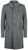 Thom Browne Chesterfield Button Overcoat