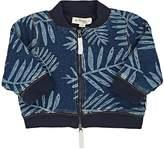 The Bonnie Mob Infants' Palm-Print Cotton Bomber Jacket