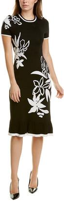 Shoshanna Leah Sheath Dress