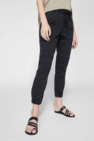 Witchery Blue Black Denim Jogger