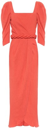 Johanna Ortiz Classic Meetings maxi dress