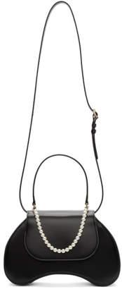 Simone Rocha Black Handheld Bean Bag