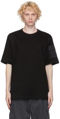 Juun.J Black Pocket T-Shirt