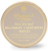 Charbonnel et Walker Milk Sea Salt Billionaire's Shortbread Truffle
